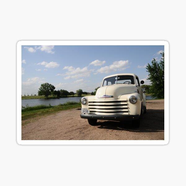 1950 Chevy Truck Sticker