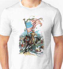1902 Rough Rider Teddy Roosevelt Unisex T-Shirt