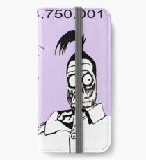 Take A Number iPhone Wallet/Case/Skin