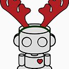 O'bot - Seasons Greetings by Carbon-Fibre Media