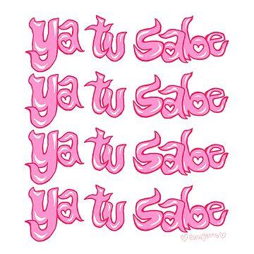 Ya tu sabe - Pink by EwwGerms