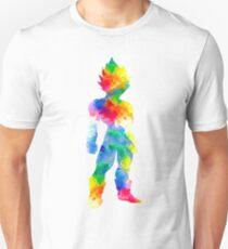 Vegeta - Watercolor version Unisex T-Shirt