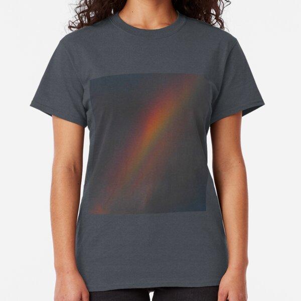 Black Rainbow Classic T-Shirt