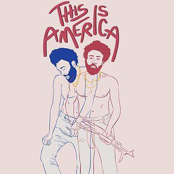 This Is America by strangecity