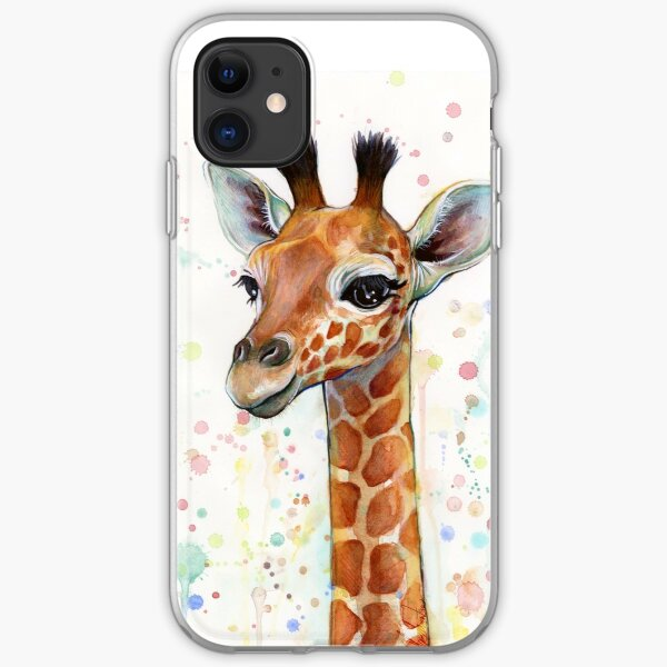 TeaCup Giraffe iPhone 11 case