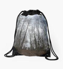 Reaching Drawstring Bag