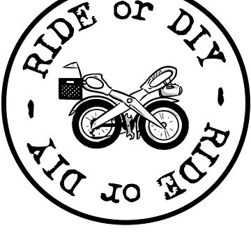 Ride Or Die - Round by TransCyclist