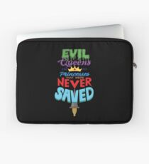 Queens and Princesses Laptop Sleeve
