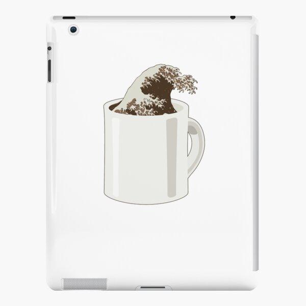 Cup O' Hokusai iPad Snap Case