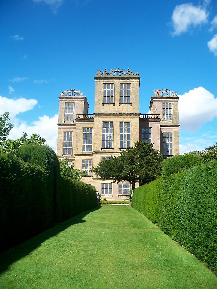 Hardwick Hall by robsteadman