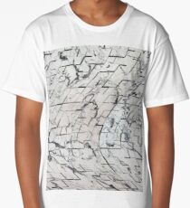 Abstract expressionism  Long T-Shirt