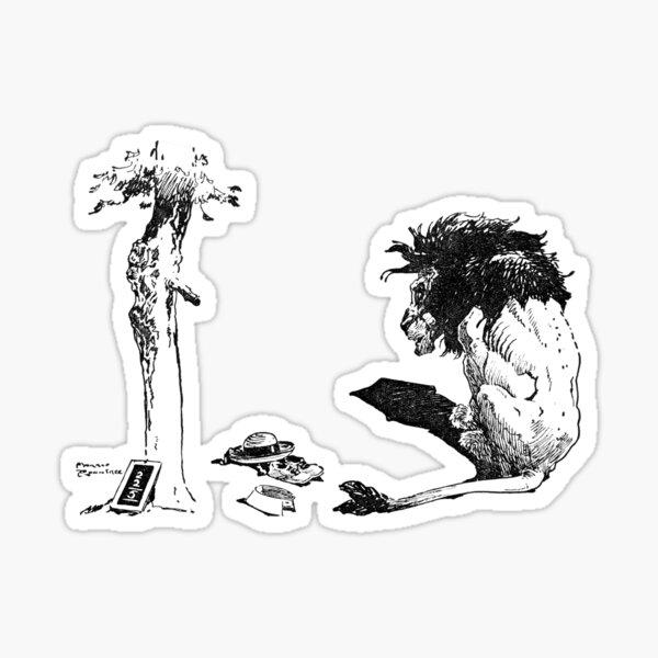 The Wild Beast Sticker