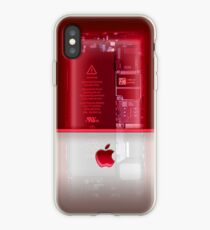 Imac - Red iPhone Case