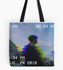 Looking at a New Perspective Tote Bag