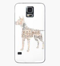 Sherlock Holmes Hound of the Baskervilles Case/Skin for Samsung Galaxy