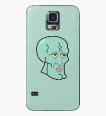 Handsome Squidward Case/Skin for Samsung Galaxy
