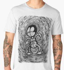 Mad Sketchy Men's Premium T-Shirt