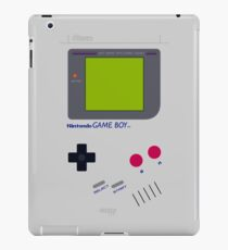 Vinilo o funda para iPad Game Boy