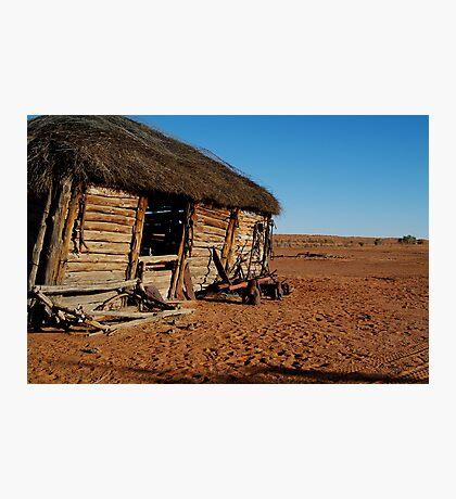 Old Andado Station, Simpson Desert Photographic Print
