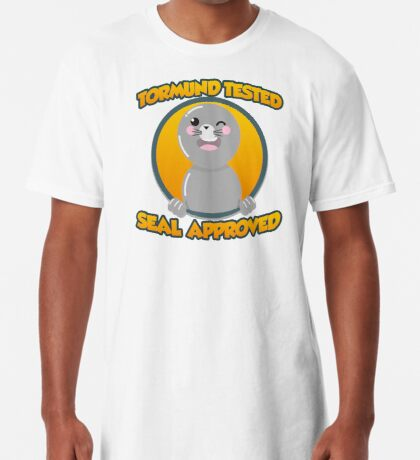 Seal of Approval Long T-Shirt