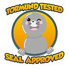 Seal of Approval by wikirascals