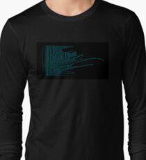 Linux system log Long Sleeve T-Shirt