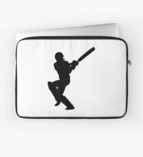 Cricket Sport Bat Ball Laptop Sleeve