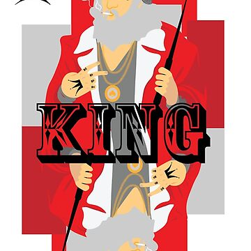 King Spade by themotsstore