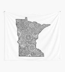 Minnesota Love Wall Tapestry