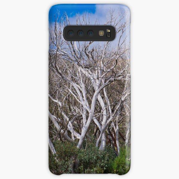Trees at Mount Hotham, Victoria, Australia Samsung Galaxy Snap Case