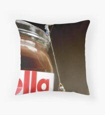 Sin of Gluttony Throw Pillow