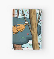 Possum - Blown Away in Love Hardcover Journal