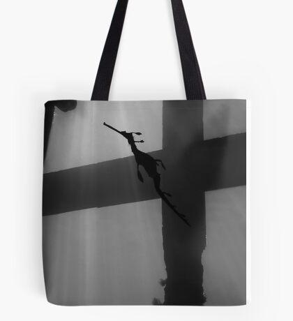 Cross to Bare Tote Bag