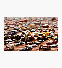 Cars, cars, cars!!!! Photographic Print