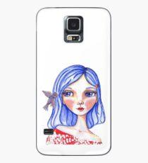 A Little Birdie Told Me Case/Skin for Samsung Galaxy