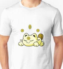 Pokemon - Baby Meowth (Meowsy)  Unisex T-Shirt