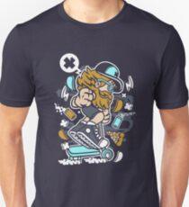 Cartoon Character Unisex T-Shirt