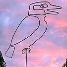 Kookaburra by Philip Mitchell Graham