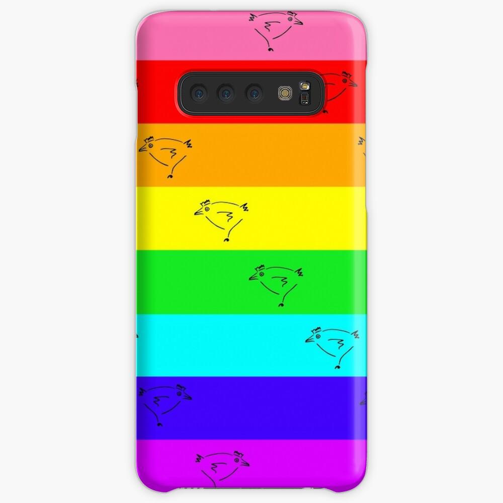 8-Color Pride  Case & Skin for Samsung Galaxy