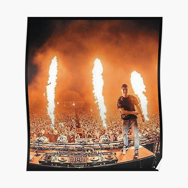 DJ Martin Garrix Poster
