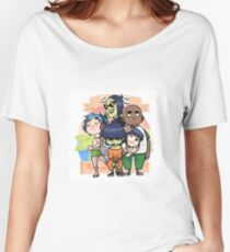 GORILLAZ - The NowNow - Humility Women's Relaxed Fit T-Shirt