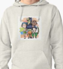 GORILLAZ - The NowNow - Humility Pullover Hoodie