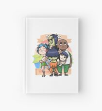GORILLAZ - The NowNow - Humility Hardcover Journal