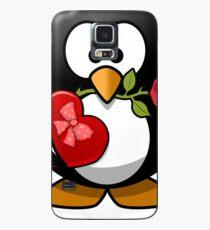Valentine Penguine Case/Skin for Samsung Galaxy