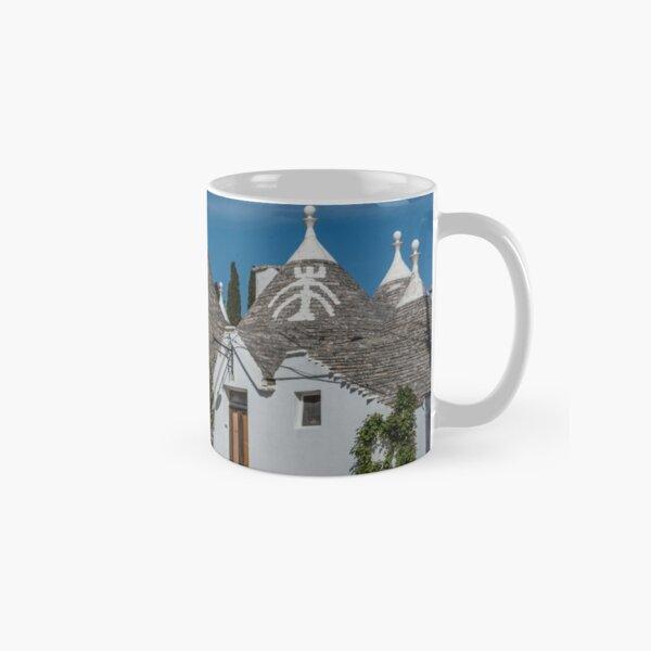 Trulli Houses in Alberobello Italy Classic Mug