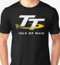 Isle of Man TT Races Unisex T-Shirt