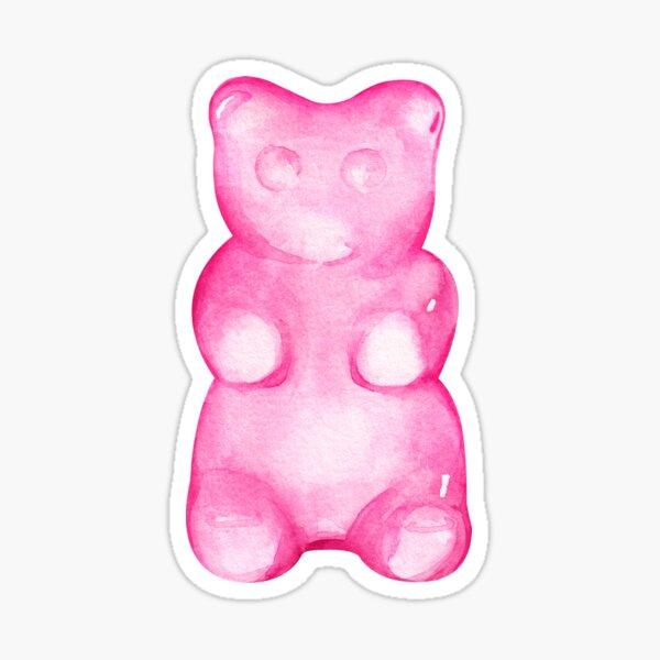Gummy bear Sticker