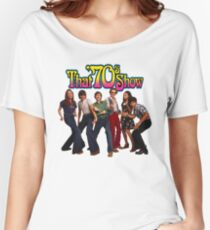 That 70s Show Cast Women's Relaxed Fit T-Shirt