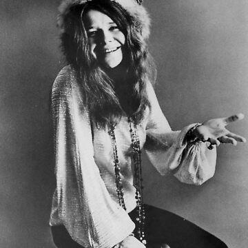 Jains Joplin Photo by Hippie-Nation