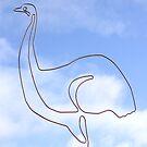 Emu by Philip Mitchell Graham
